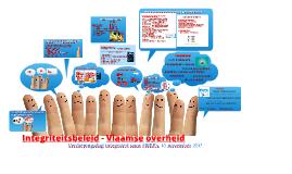 voorstelling integriteitsbeleid Vlaamse overheid