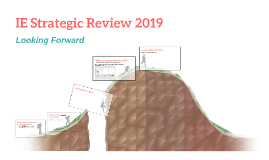 IE Strategic Review 2019