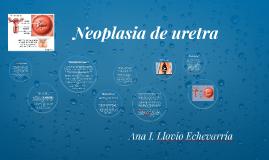 Neoplasia de uretra