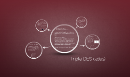 Copy of Triple DES (3des)