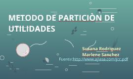 METODO DE PARTICION DE UTILIDADES
