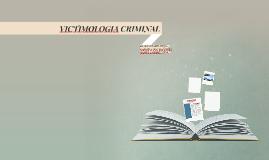 VICTIMOLOGIA CRIMINAL