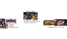 Lakers vs Hawks