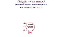 Copy of Sistema Tributário Nacional