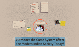 Copy of Does the Caste System of India affect Modern Society Today?