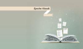 Epoche: Klassik & Faust I by Florian Barteldt on Prezi