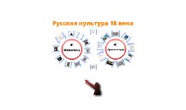 Copy of Русская культура в 18 веке