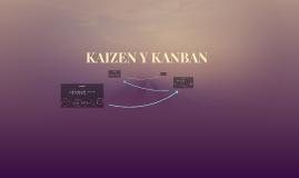 Copy of  KAIZEN Y KANBAN