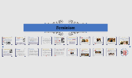 Copy of Definition of  Feminism:
