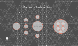 Forces of Nationalism