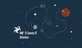NIIF Cuenta 17 Diferidos