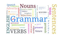 Who Needs Grammar?