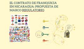 Copy of EL CONTRATO DE FRANQUICIA EN NICARAGUA