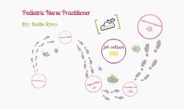 Copy of Pediatric Nurse Practitioner