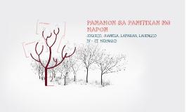 Copy of PANAHON SA PANITIKAN NG HAPON