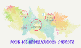 FOUR (4) GEOGRAPHICAL ASPECTS