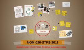 NOM-020-STPS-2011