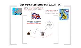 Monarquía Constitucional y las Revoluciones Inglesas 1642-1651.