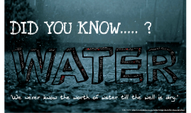 WATER ulet ! XD