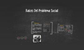 Raíces del Problema Social