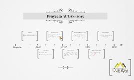 Proyecto AULAS-2015