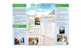 Flip for Info Lit: Inverting the Library Classroom