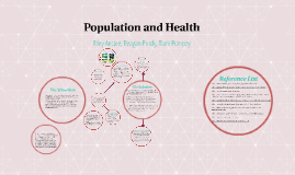 Population and Health