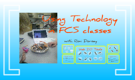 Using Technology in FCS classes