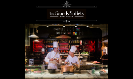 Copie de Les Grands Buffets