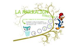 LECTURA Y ANÁLISIS DE TEXTOS NARRATIVOS
