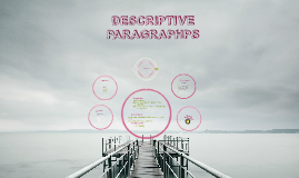 Copy of Descriptive paragraphs