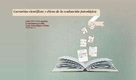 Copy of Garantias cientificas y eticas