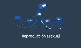 Copy of Reproducción asexual