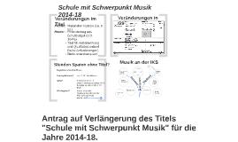Copy of IKS Fachschaft Musik