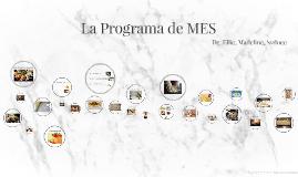 La Programa de MES