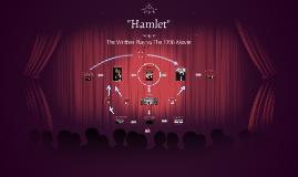 Hamlet Mind Map