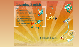 Learning English (La poema)