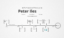 Timeline Prezumé by Peter Iles