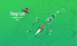 Things Lost