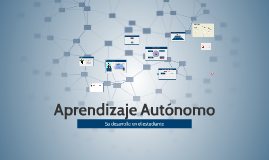 Aprendizaje autónomo