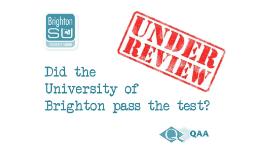 QAA Review BSU