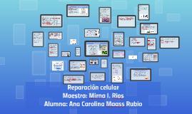 Reparacion celular