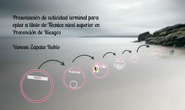 Copy of Presentación de actividad terminal para optar a titulo de Té