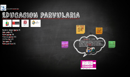 EDUCACION PARVULARIA