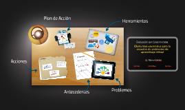 Elementos esenciales para la creación de ambientes de aprend
