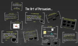 The Art of Persuasion...