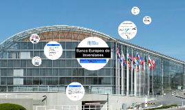 Banco Europeo de Inversiones (BEI)