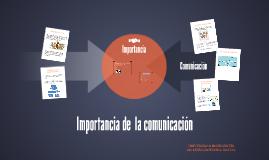 Copy of Copy of Importancia de la relaciones humanas y la comunicación en la