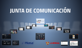 JUNTA DE COMUNICACIÓN