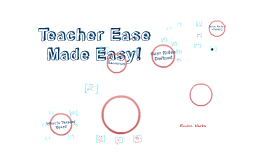 Teacher Ease